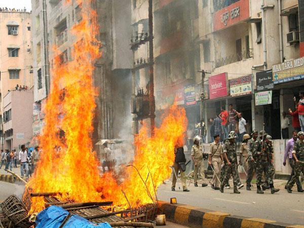 Jamshedpur-riots