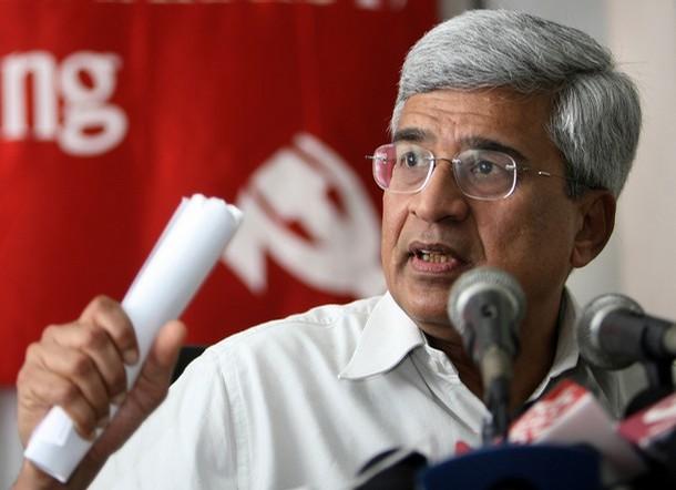 INDIA-POLITICS-LEFT-KARAT