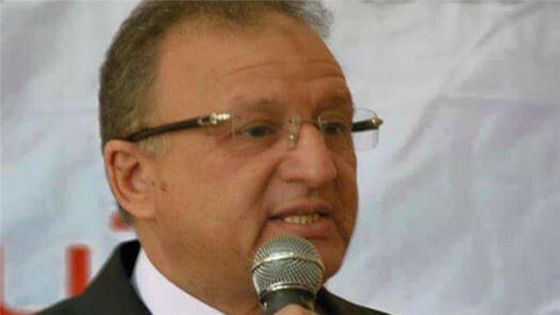 Suez Muslim Brotherhood leader Tarek Khalil was tortured before he was killed, according to his family [@Ikhwanweb]