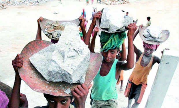child labourers