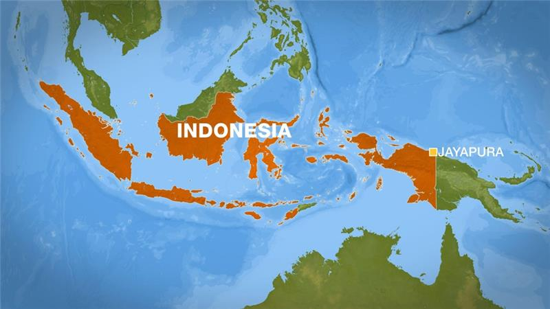 earthquake Papua
