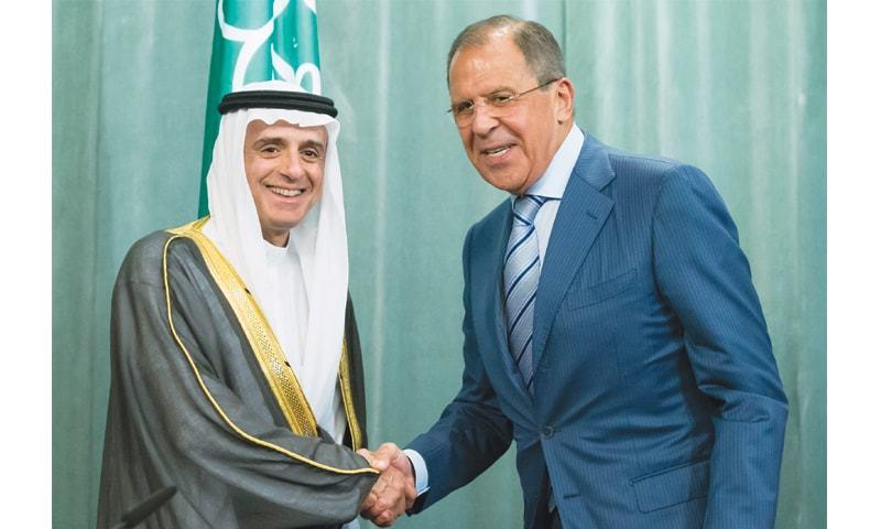 Saudi Arabia Russian