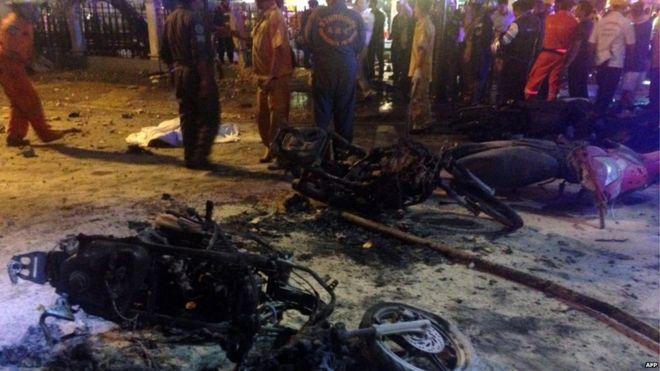 blast Thailand