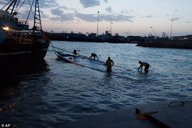 boat-libya