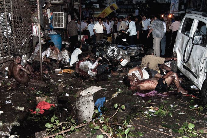 2006 Mumbai Bombings