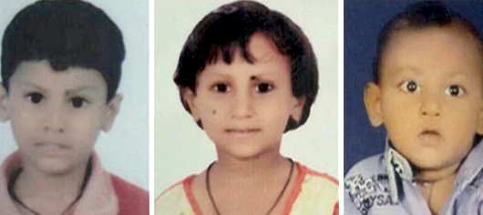 Bengaluru siblings murdered