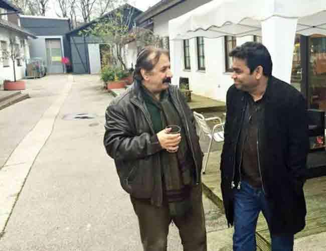 Majid Majidi A R Rahman