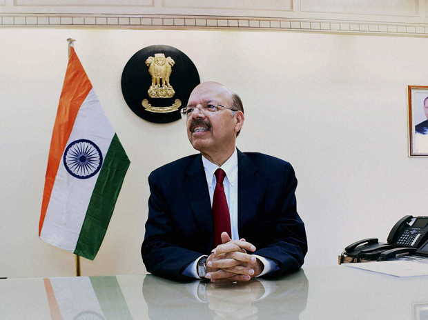 Nasim Zaidi- Chief Election Commisioner. File photo: PTI