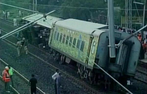 Train Accident Kalburgi
