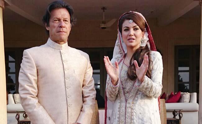 Imran Khan Reham