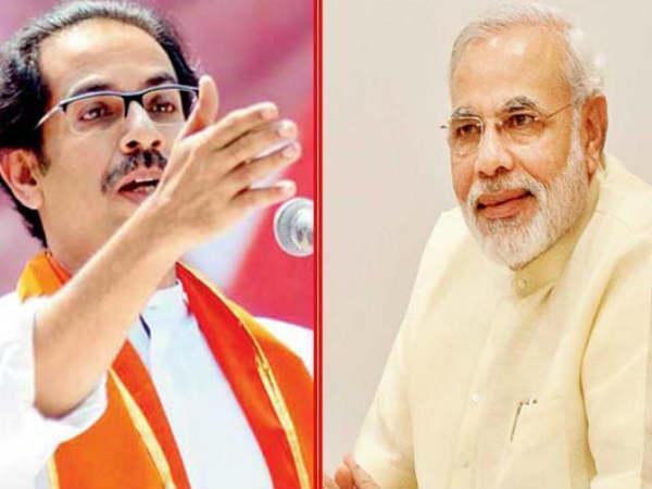 Shiv Sena-Modi