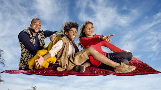 BBC Kids, Jamillah & Aladdin