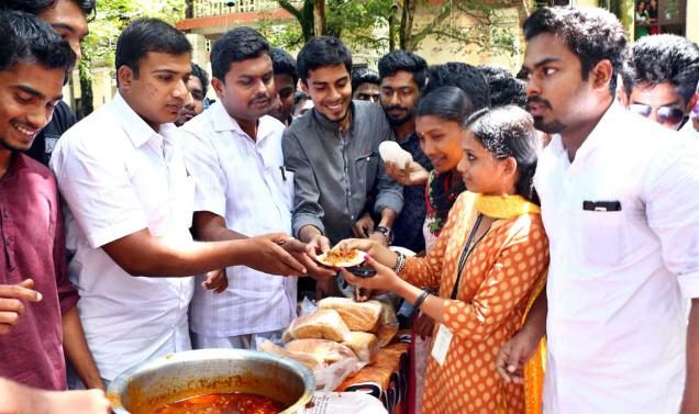 kerala-students-beef-protest