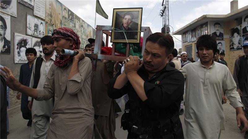 Afghanistan Hazara