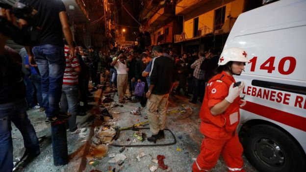 Beirut bombings