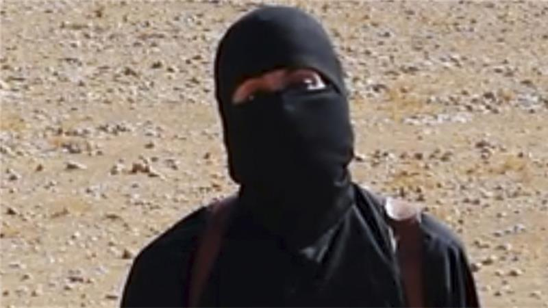 'Jihadi John' is the ISIL fighter in the videos showing the beheadings of hostages [Associated Press]