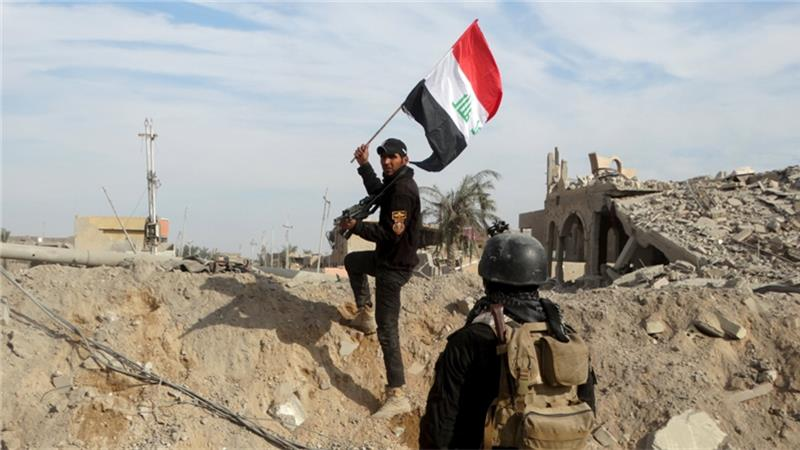 The Iraqi military says it has liberated the city of Ramadi from ISIL [Reuters]