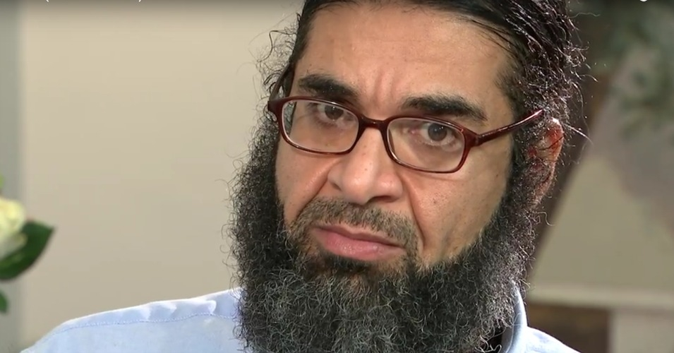 """I just want people to tell the truth,"" says Shaker Aamer. (Photo: BBC/Screenshot)"