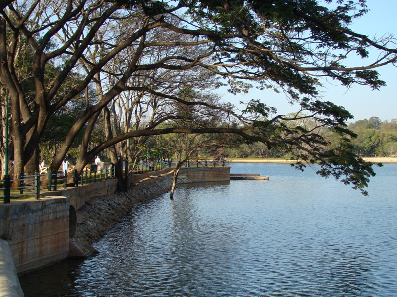 Bangalore-lakes