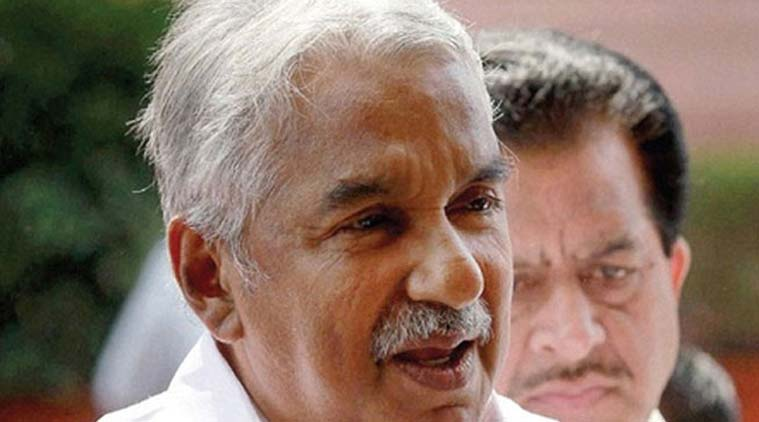 Oommen Chandy