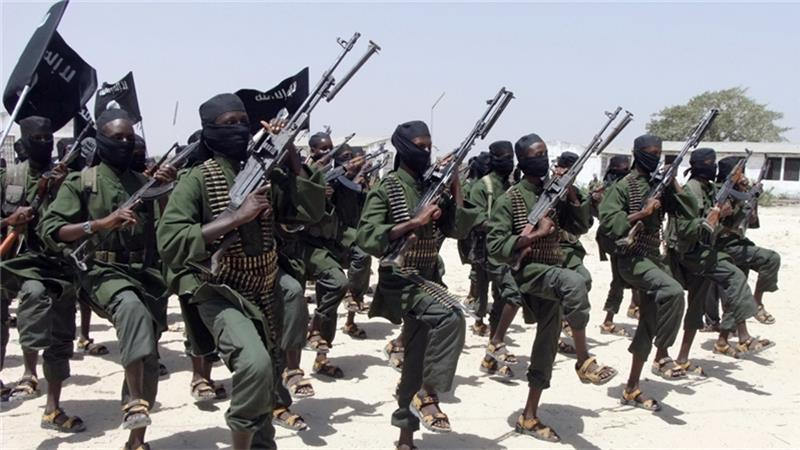 Al-Shabab has in the past year staged multiple attacks against African Union bases in Somalia [Farah Abdi Warsameh/AP/File]