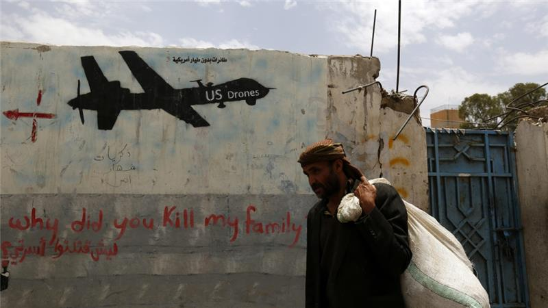 The US has continued a drone campaign in Yemen targeting al-Qaeda figures [EPA]