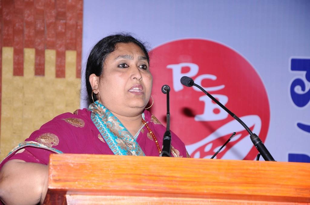 Fouzia Choudhary