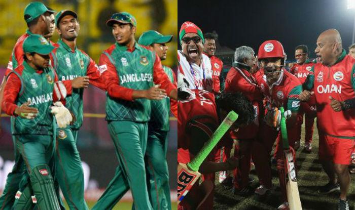 Bangladesh Oman