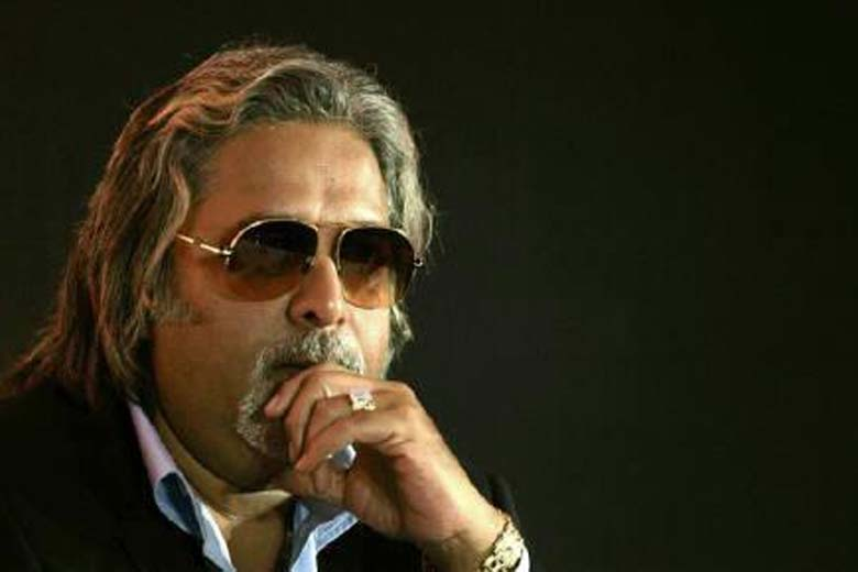 Vijay Mallya. Photo: Reuters