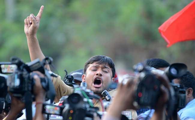 Kanhaiya Kumar. AFP