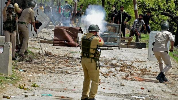 Kashmir-firing