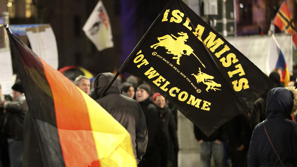 Anti-immigration parties which regard Islam unwelcome in Germany have been buoyed by Europe's refugee crisis [Reuters]
