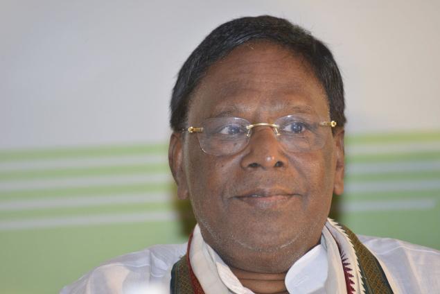 V Narayanasamy