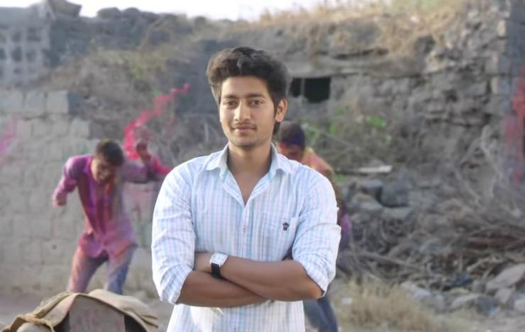 akash thosar of super duper hit film sairat fame to star