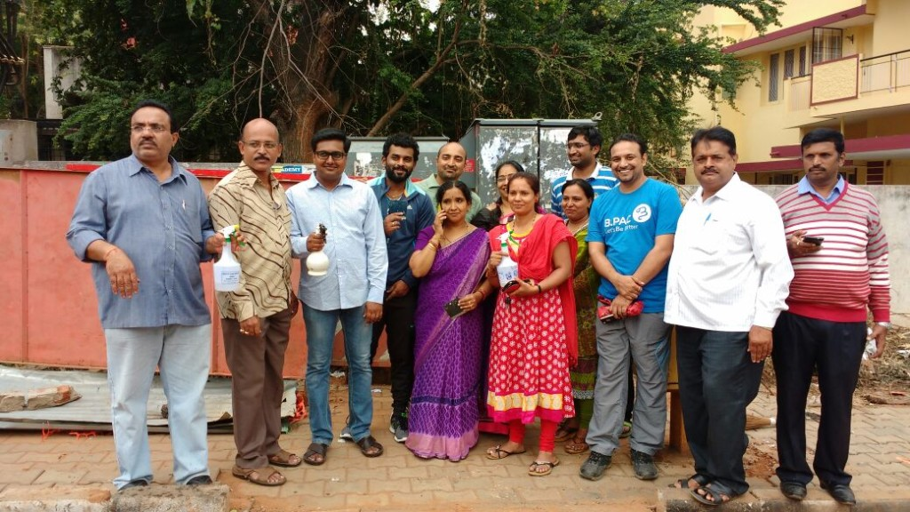 Basavanagudi ward corporators
