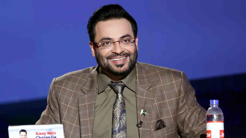 Liaquat also accused those calling for the release of the activists of supporting blasphemy [Aamirliaquat.com]
