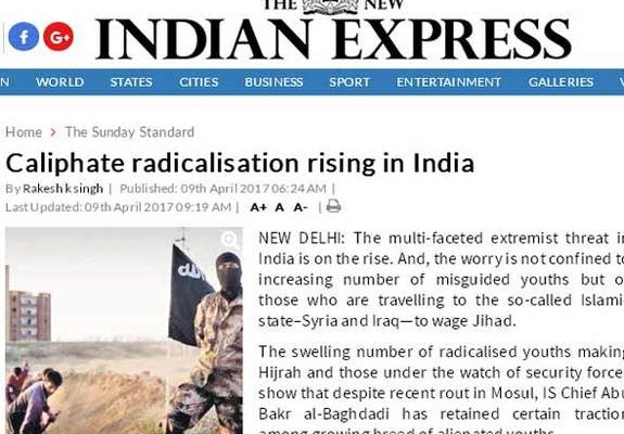 caliphate-india