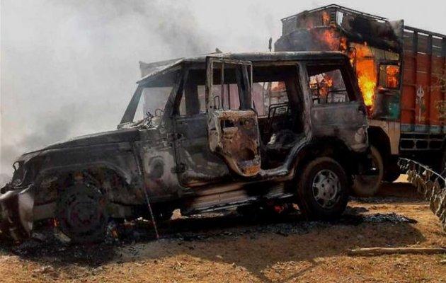 Jharkhand shootout