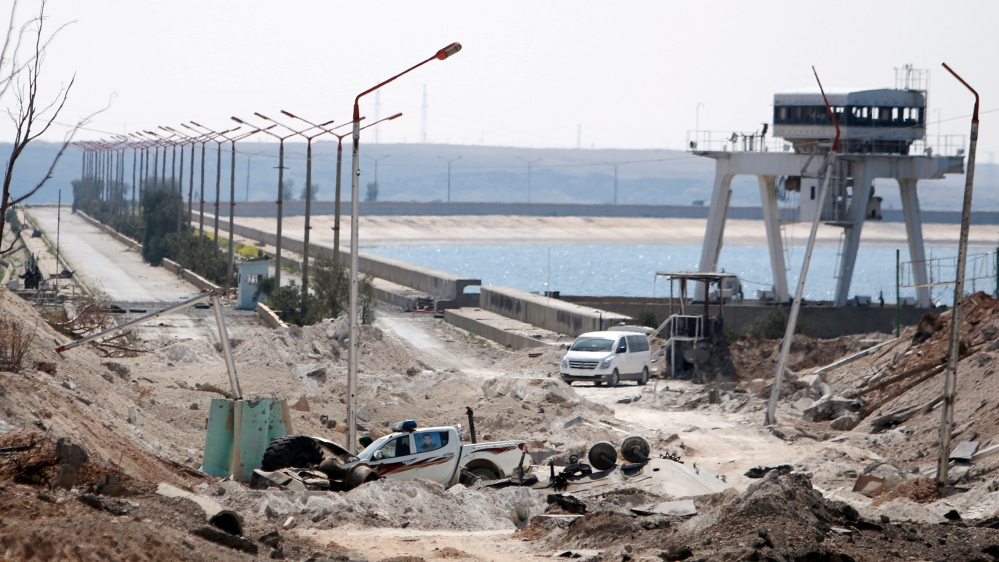 After taking Tabqa, SDF forces are expected to advance towards Raqqa [File: Rodi Said/Reuters]