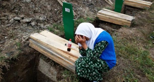 Srebrenica deaths