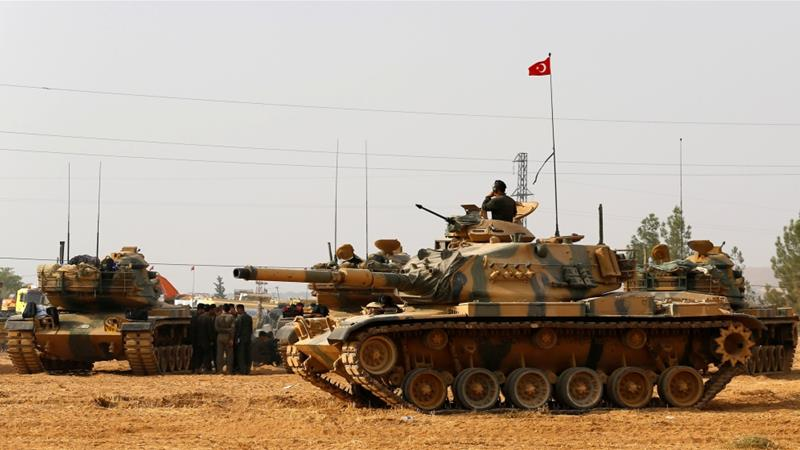 The Turkish military base in Qatar is a first for Turkey in the Arab World [Reuters]