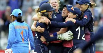 India lose Women's World Cup final by 9 runs in a thriller