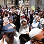 Fresh rallies planned as Israel weighs al-Aqsa security