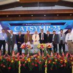 23RD NATIONAL SYMPOSIUM ON CATALYSIS AT BENGALURU