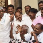 Some MLAs will take oath on Wednesday, says H D Kumaraswamy