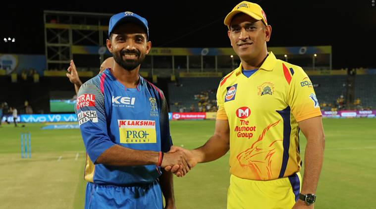 Image result for IPL 2018 CSK vs RR""