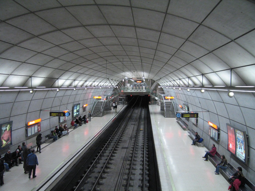 On what metro station or on what street in Moscow is the European shopping center