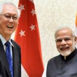 India, Singapore discuss strengthening bilateral ties